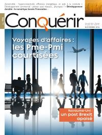 Sommaire n°156 - Novembre 2016